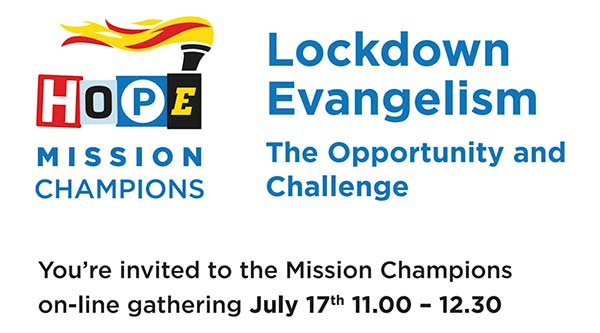 Lockdown-Evangelism