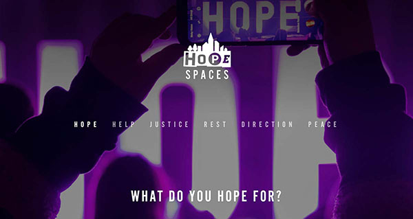 Hope-Spaces-Website