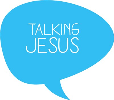 Talking Jesus Logo